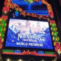 The World Premiere of THE NUTCRACKER AND THE FOUR REALMS!