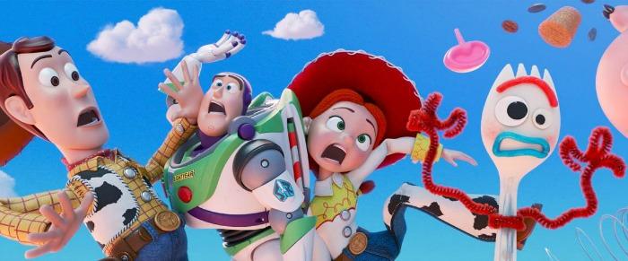 Toy Story with Spork