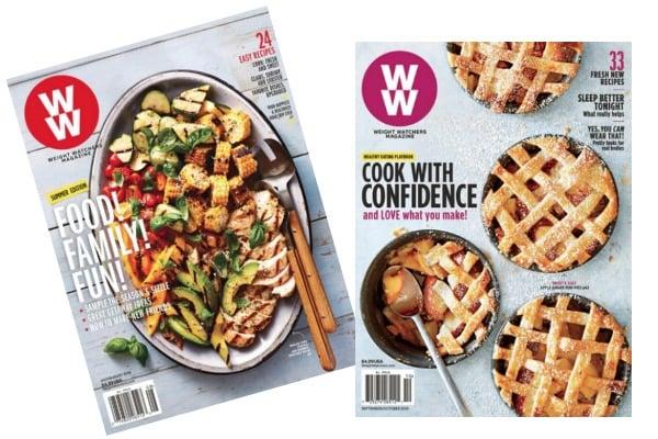Weight Watchers magazine coupon