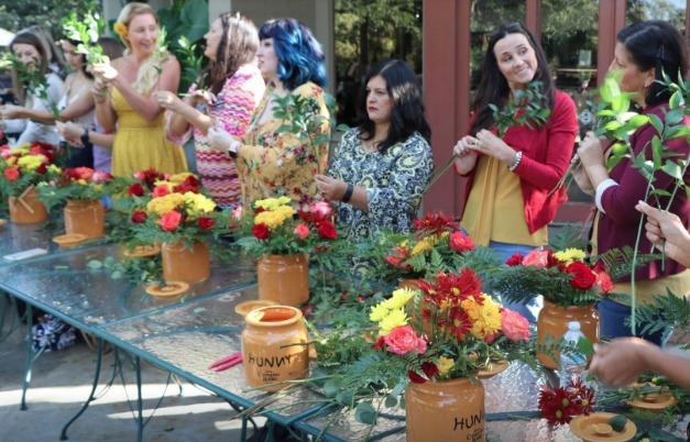 winnie the pooh floral