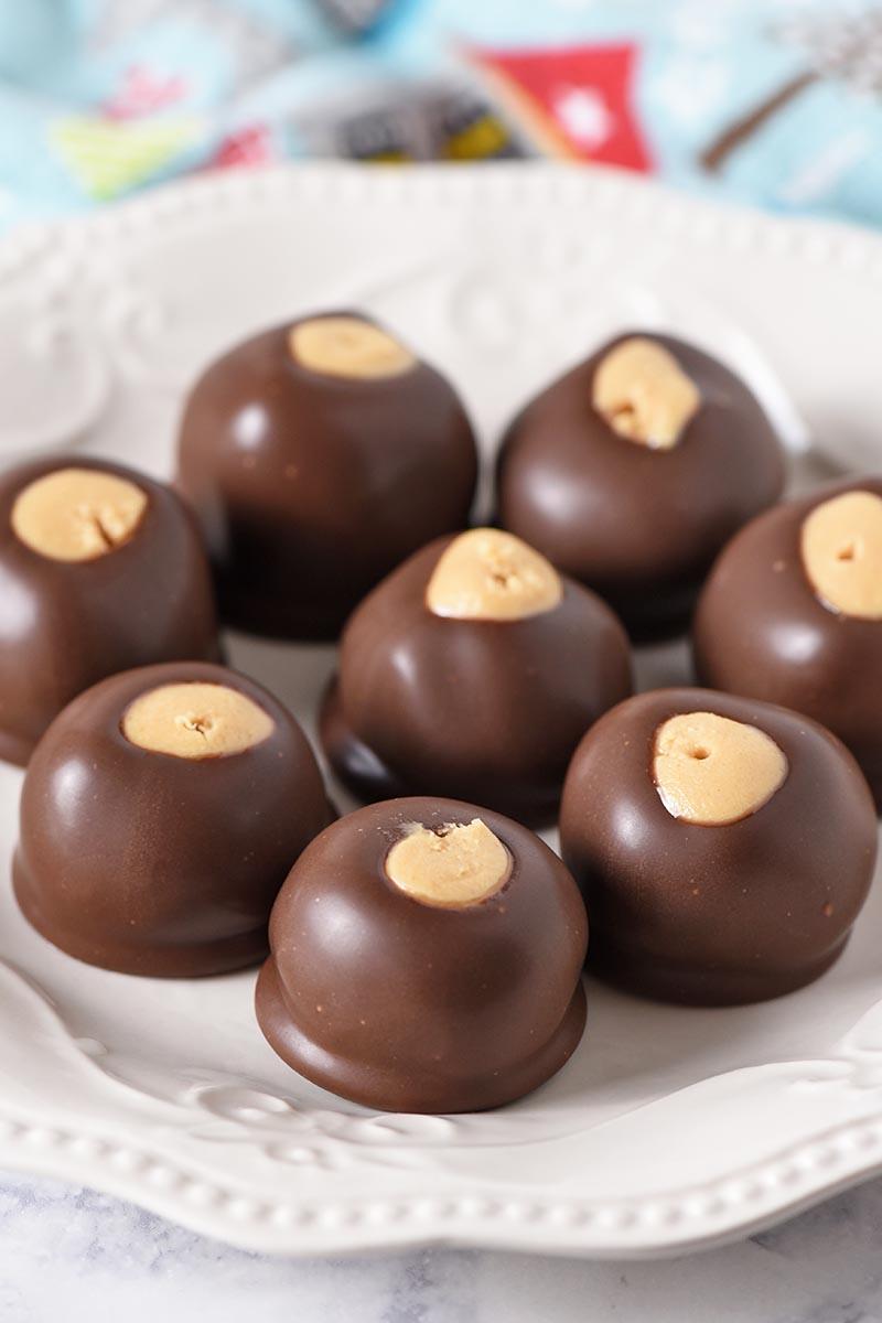 Chocolate Peanut Butter Pops