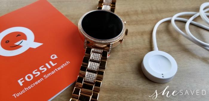 Fossil Gen 4 Venture HR Smartwatch 2