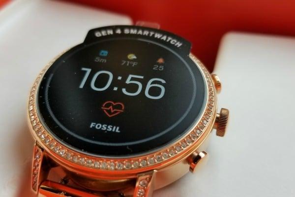 Fossil Gen 4 Venture HR Smartwatch 600