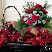 Send a HUG with Teleflora's Winter Sips Bouquet + Giveaway #LoveOutLoud