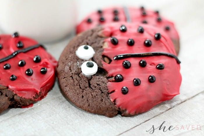Ladybug Cookie Recipe