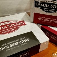 How to WIN Valentine's Day: Omaha Steaks World-Class Valentine's Day Feast (save over 40%!)