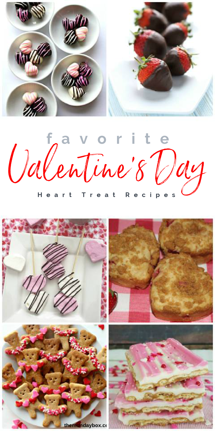 Valentine-Treat Recipes and Dessert Ideas