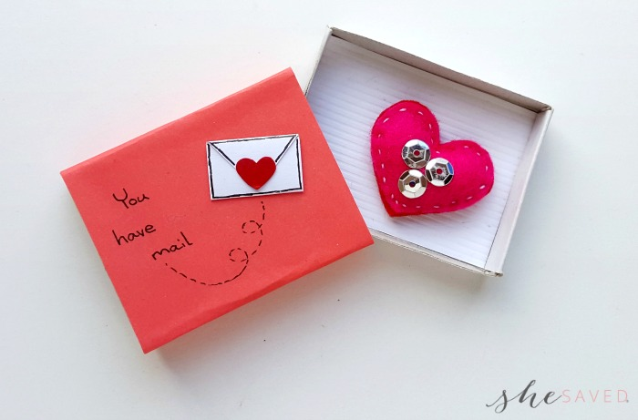 Heart Mail Craft