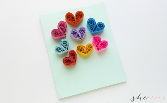 Quilled Paper Craft
