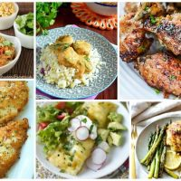 Delicious Dishes Party: Easy Chicken Dinner Recipes