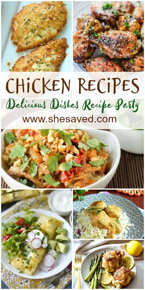 asy Chicken Dinner Recipes