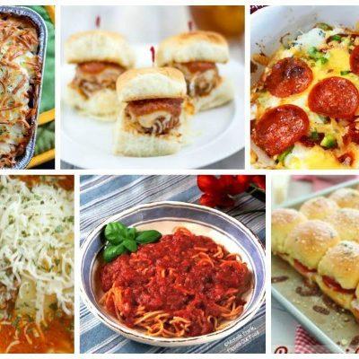 Favorite Italian dinner recipes