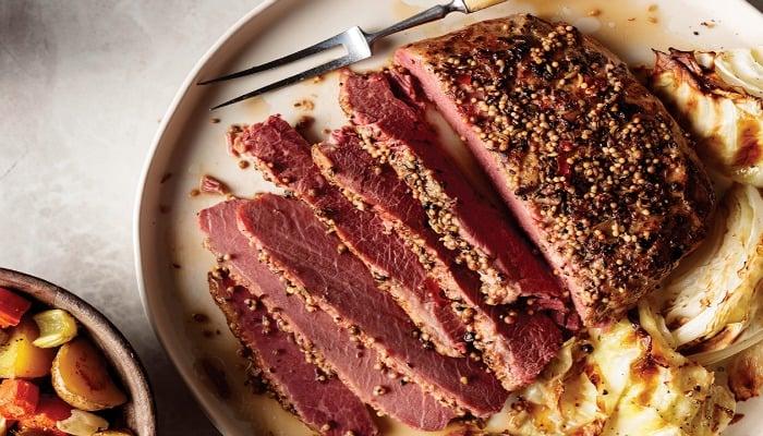 Rustic Corned Beef