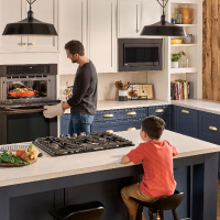 Save BIG at Best Buy on the LG Combination Double Wall Oven