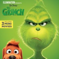 On Blu-ray NOW!! Dr. Seuss' The Grinch! + Giveaway