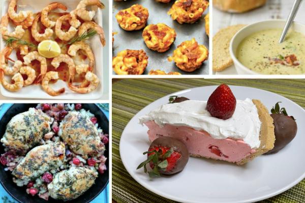 Valentine's Day Desserts and Recipe Ideas