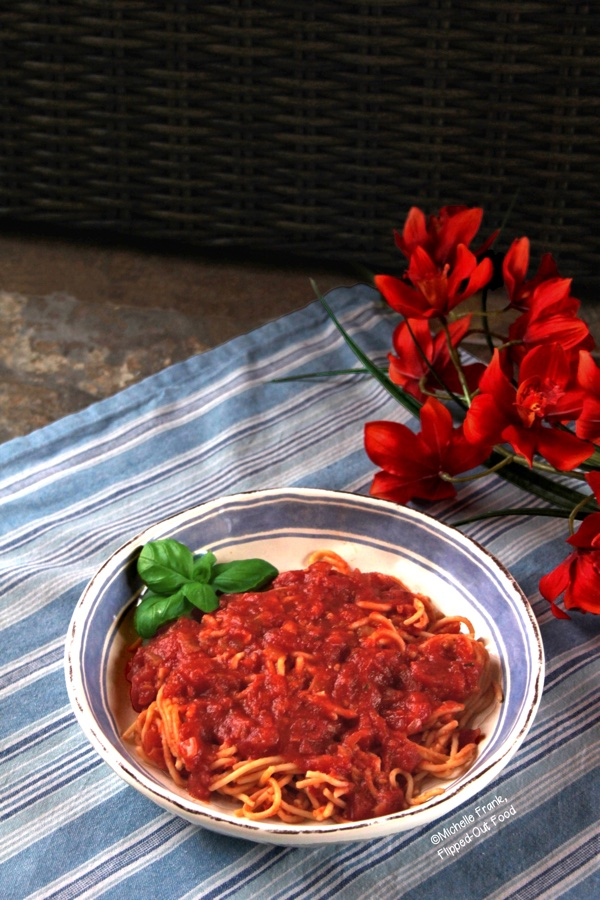 Vegan Pantry Marinara Sauce