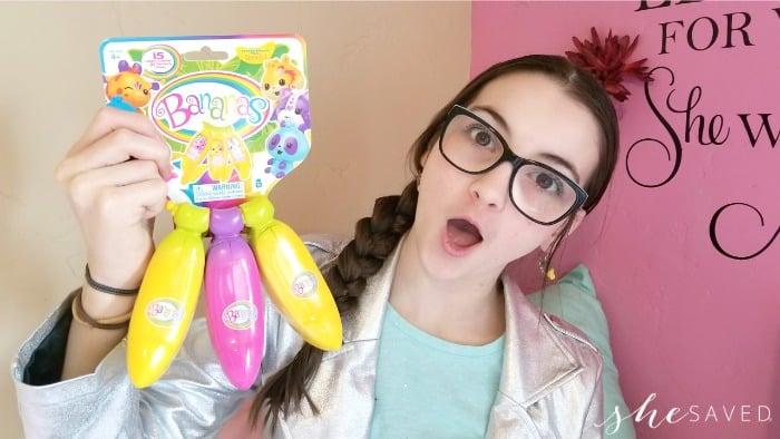 Bananas Collectible Toys Review