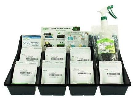 Hydroponic Microgreens Starter Kit 2