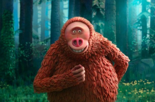 Movie Poster 2019: Behind The Scenes: Making Missing Link (in Theaters April