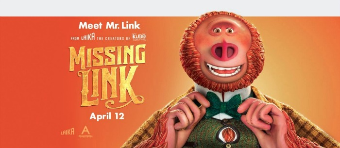 Mr Link Missing Link
