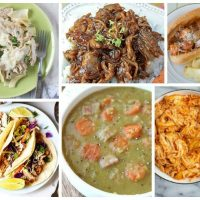 Delicious Dishes Party: BEST Slow Cooker Recipes