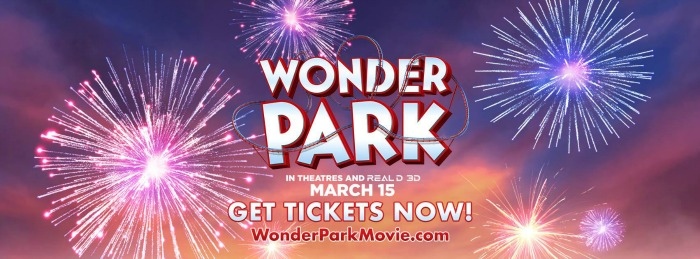 Wonder Park Tickets