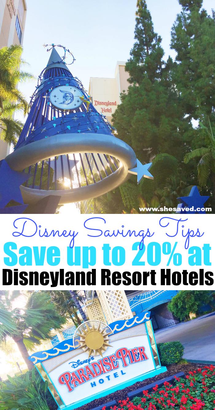 Disney Savings Tips