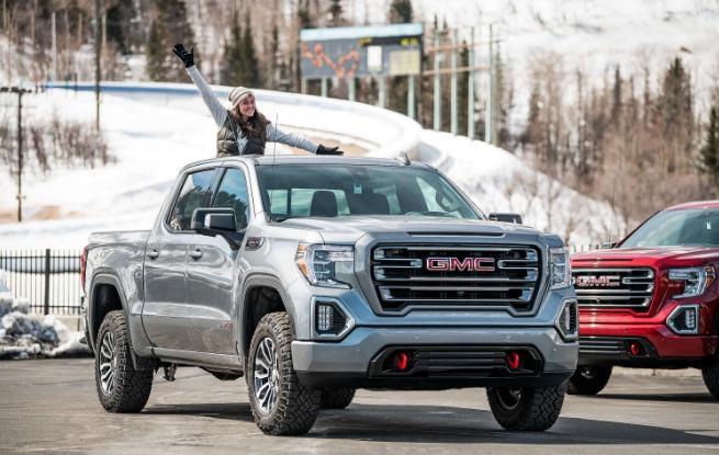 2019 GMC Sierra ATV4 review
