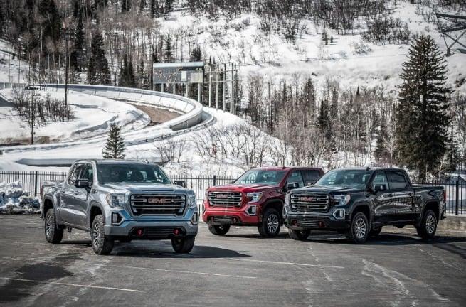 GMC Sierra ATV4 review