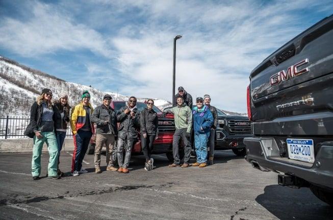 2019 GMC Sierra ATV4 drivers