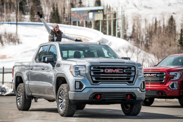 2019 GMC Sierra ATV4 review