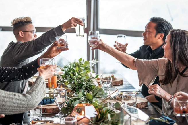 Cheers to the 2019 GMC Sierra ATV4
