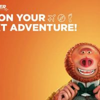 Missing Link in Theaters April 12th + $250 Frontier Airlines Voucher Giveaway!