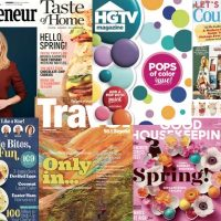 This Weekend!! HUGE Savings on Favorite Magazine Titles!