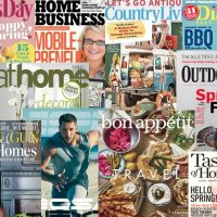 HUGE Magazine Sale: ALL Titles $4.80 Per Year!
