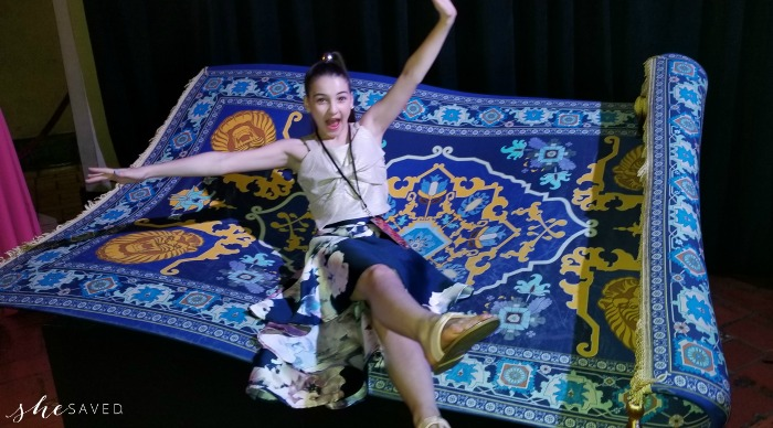 Aladdin Magic Carpet Ride