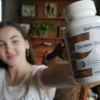 Screen Time Safety with EyePromise: Vision Support for Teens