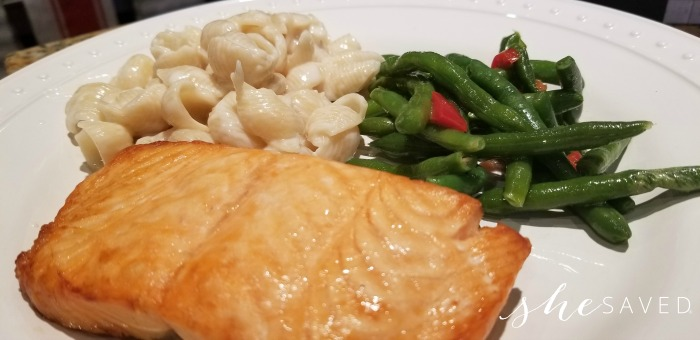 Omaha Steaks Salmon Fillet