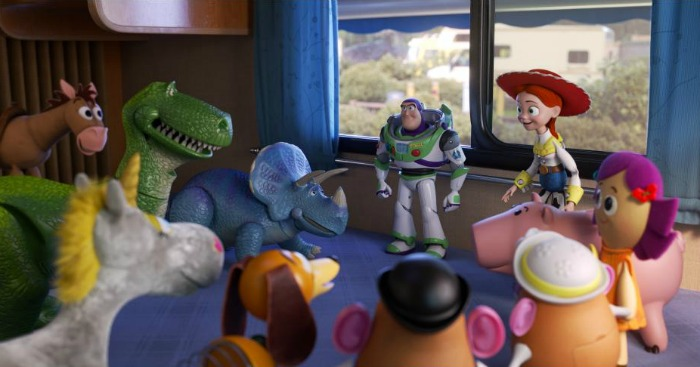 Main Toys in Toy Story 4