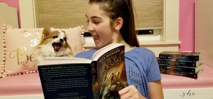 Percy Jackson Book Series