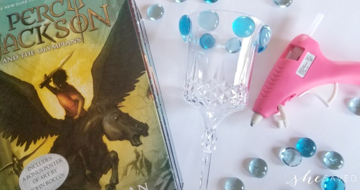 Percy Jackson Goblet