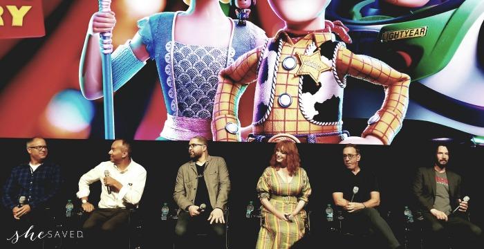Toy Story 4 creators