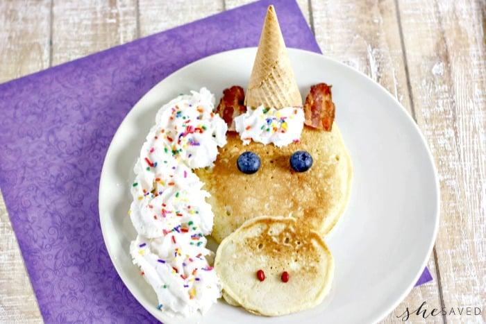 Unicorn Pancake