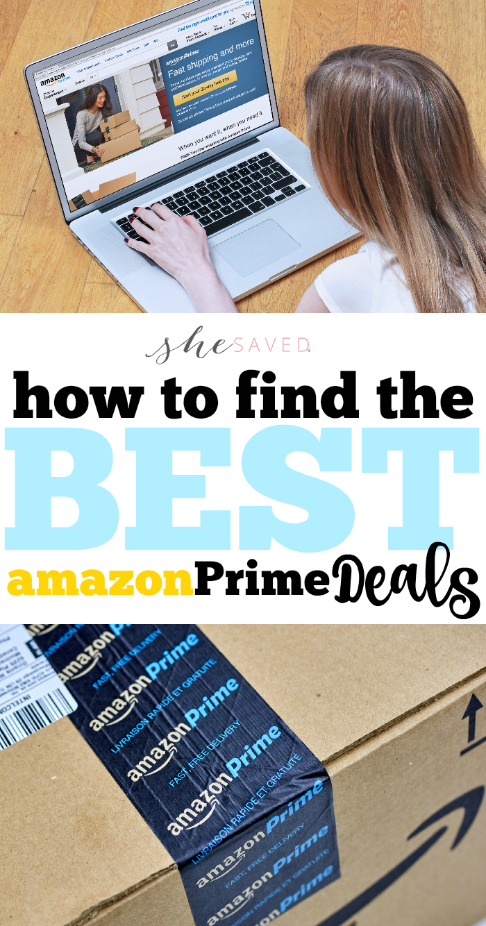 Best Amazon Prime Deals