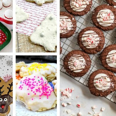 Christmas in July Cookie Party