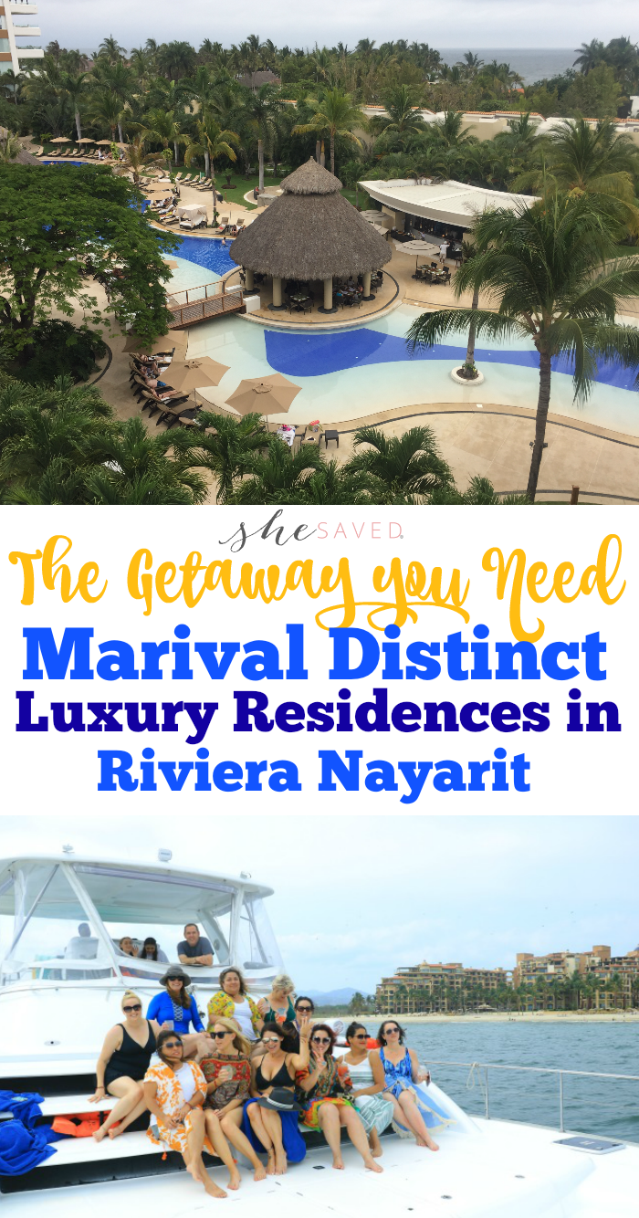 Marival Distinct Luxury Residences