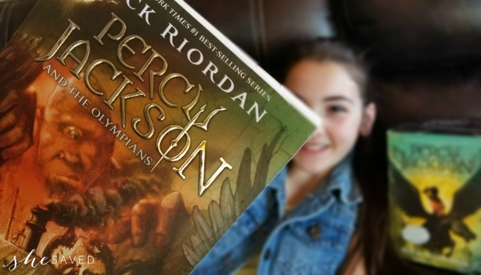 Percy Jackson Summer Reading PLUS the Ultimate Gift Ideas