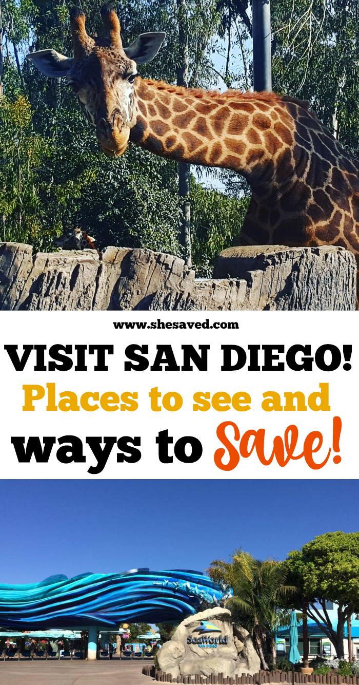 Visit San Diego