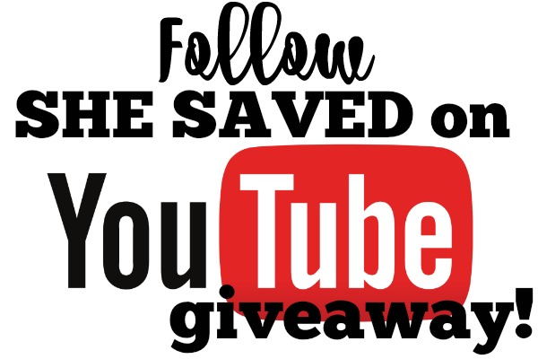 follow she saved on youtube